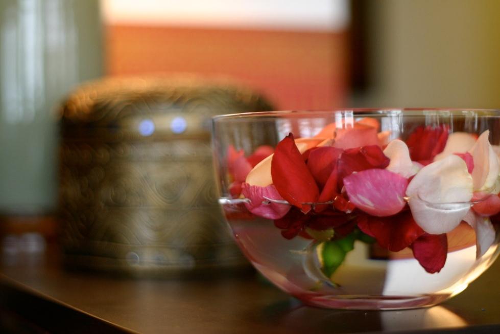 aromatherapy flowers
